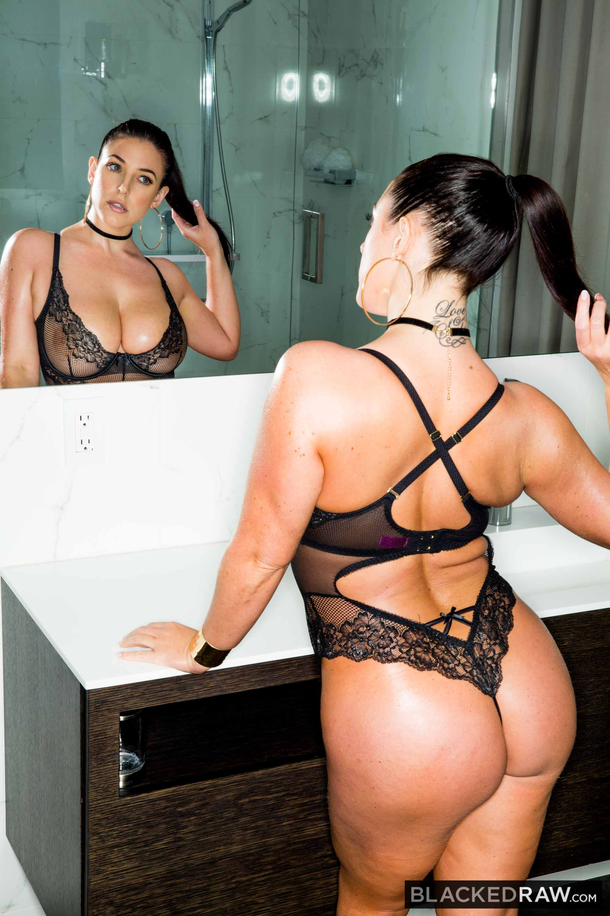 Angela White Can T Wait For That Bbc Picture 4